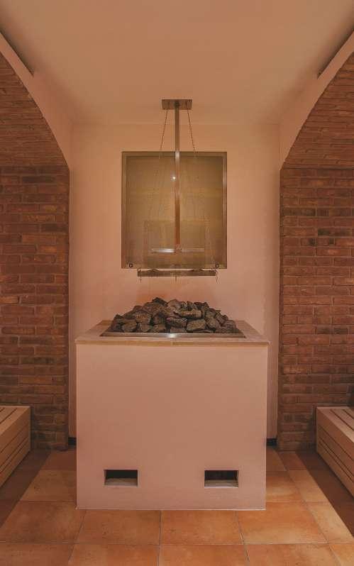 Designsauna, Luxussauna, Saunabau, Relaxraum, Sauna