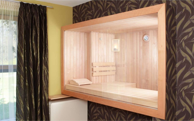 Klein Sauna, Mini-Sauna, Sauna-Kabine
