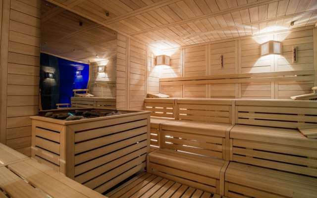 Heimsauna U0026 Privat Spa