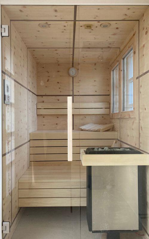Erdmann Saunabau - Romantische Sauna