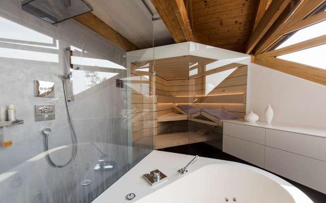 Luxussauna, Designsauna, Biosauna, Salzsauna, Sauna
